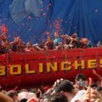 スペイン旅行記~トマト投げ祭り