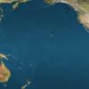 大東亜を越えて環太平洋。もう一度やってみよう!