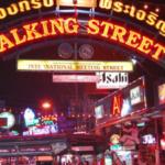 海外移住日記第80話 初めてのウォーキングストリート