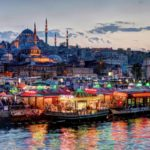 ヨーロッパ横断旅行記3 イスタンブールの空港で友人と再会する