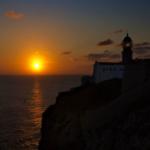 ヨーロッパ横断旅行記85 ユーラシア大陸南西端の町ポルトガルのサグレスに到着する