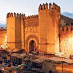 ヨーロッパ横断旅行記81 モロッコの大都市フェズに到着